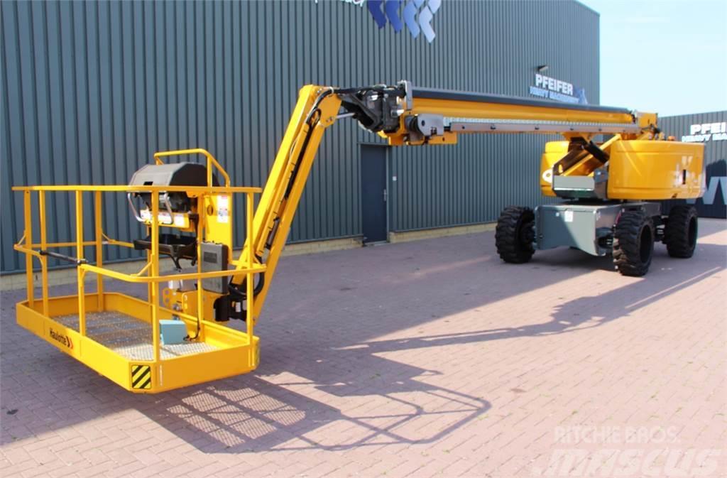 Haulotte HT28RTJPRO Diesel, 4x4 Drive, 27.9 m Working Heigh
