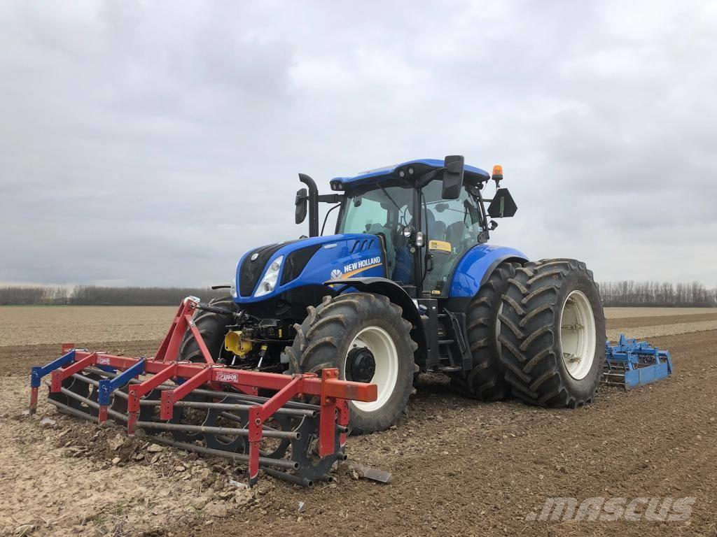 New Holland T6.175 Dynamic Commnd
