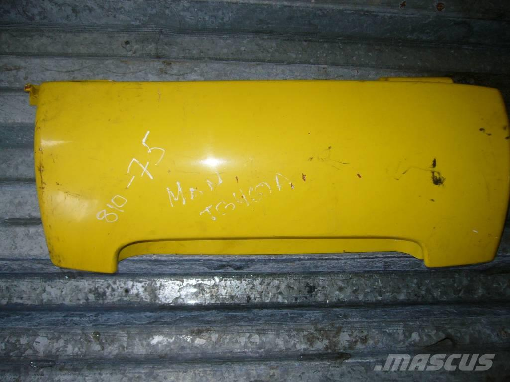 MAN TG460A air deflector