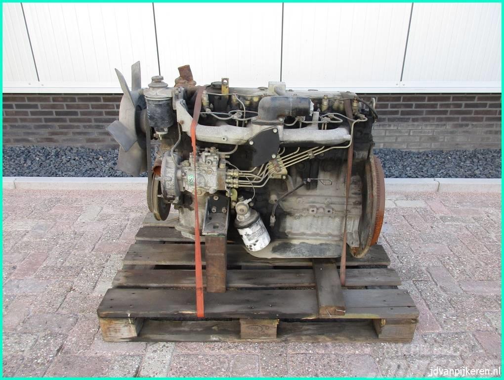 Mazda Hino 6 cilinder diesel