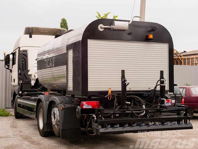 Ticab Bitumen distributor ABS-7000