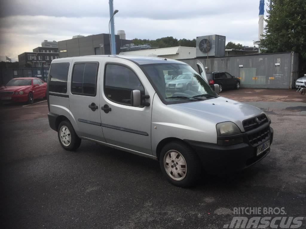 Fiat Doblo 1,6