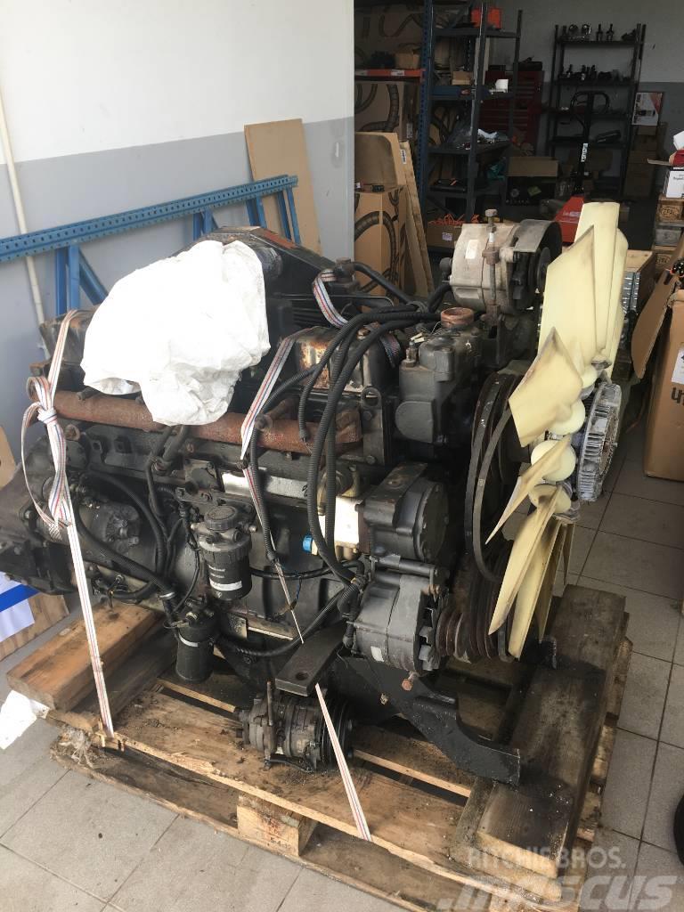 Valmet Motor Valmet 860 com intercooler