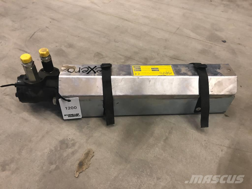 Exero Vibratormotor - ID. B1200