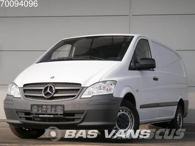 used mercedes benz vito 113 cdi automaat lang topstaat l2h1 5m3 airco box body year 2013 price. Black Bedroom Furniture Sets. Home Design Ideas