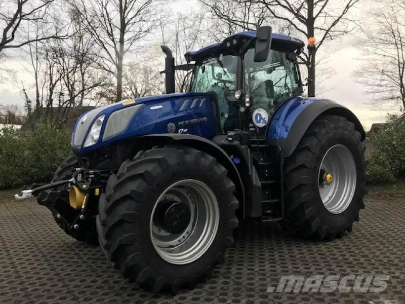New Holland T 7.315 HD AC BLUE