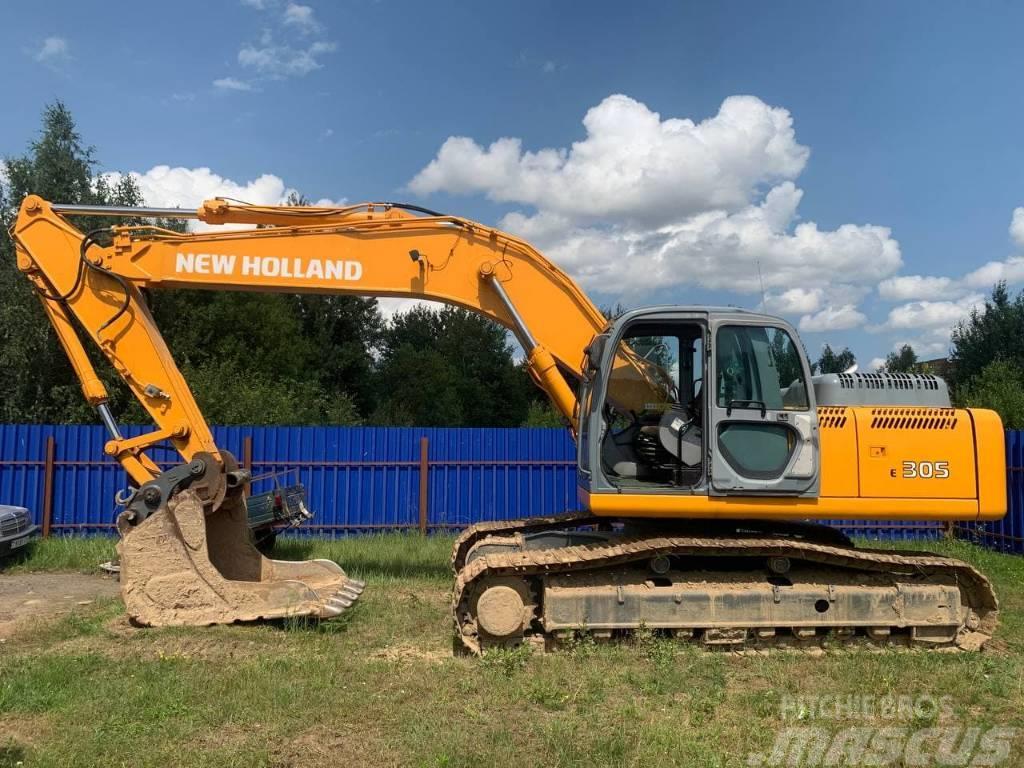 New Holland E 305 B