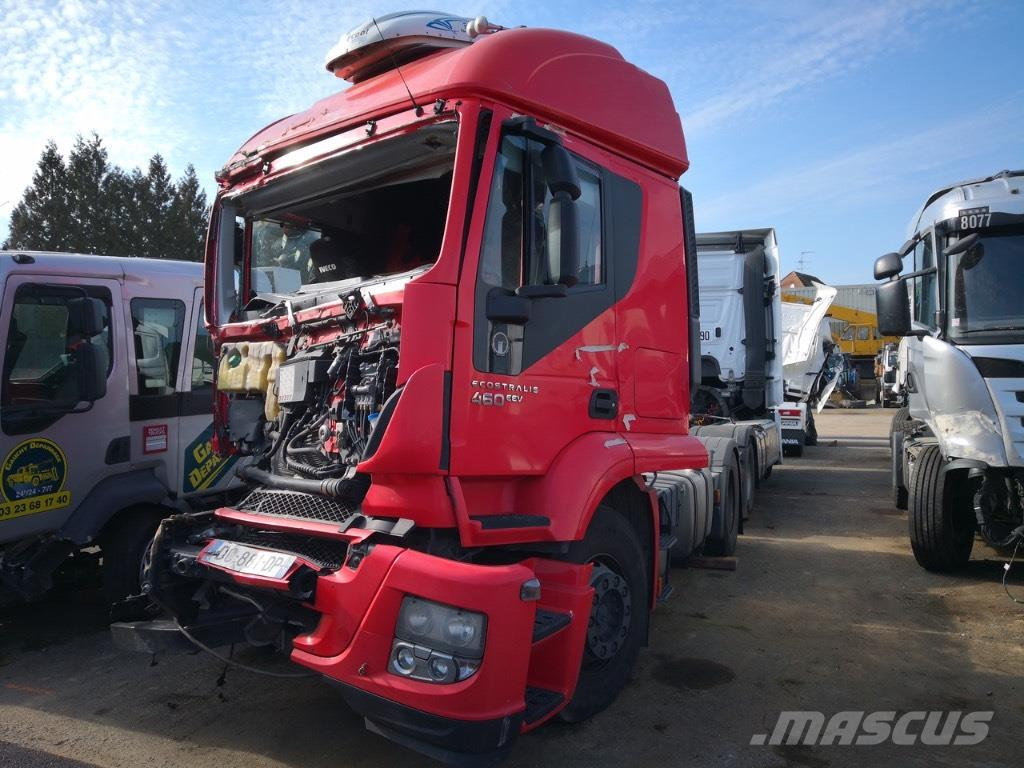 Iveco 440S46 ECO/STRALIS *ACCIDENTE*DAMAGED*UNFALL*