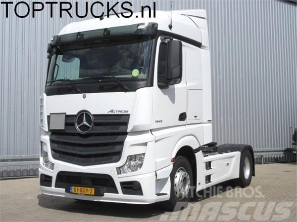 Mercedes-Benz ACTROS 1842 EURO 6 / 240 DKM!