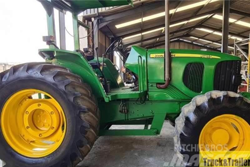 John Deere 6215 4WD Tractor 4187hours