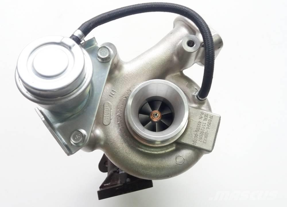 Turbo 49335-00701 TF035HL-08KX3 SK140SRLC-3 D04EG 49335-