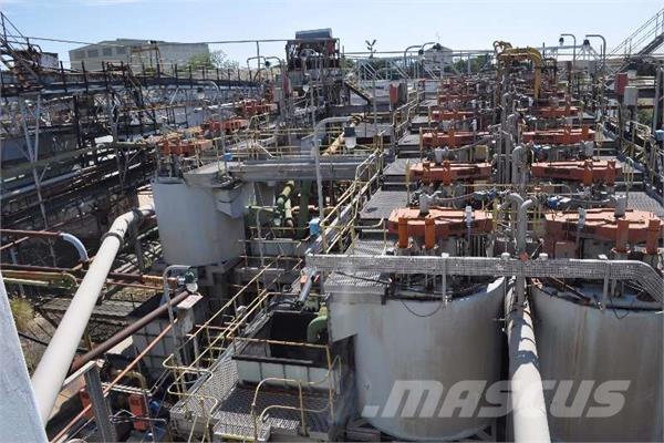 Metso Flotation Plant 16 x 10cube cells and