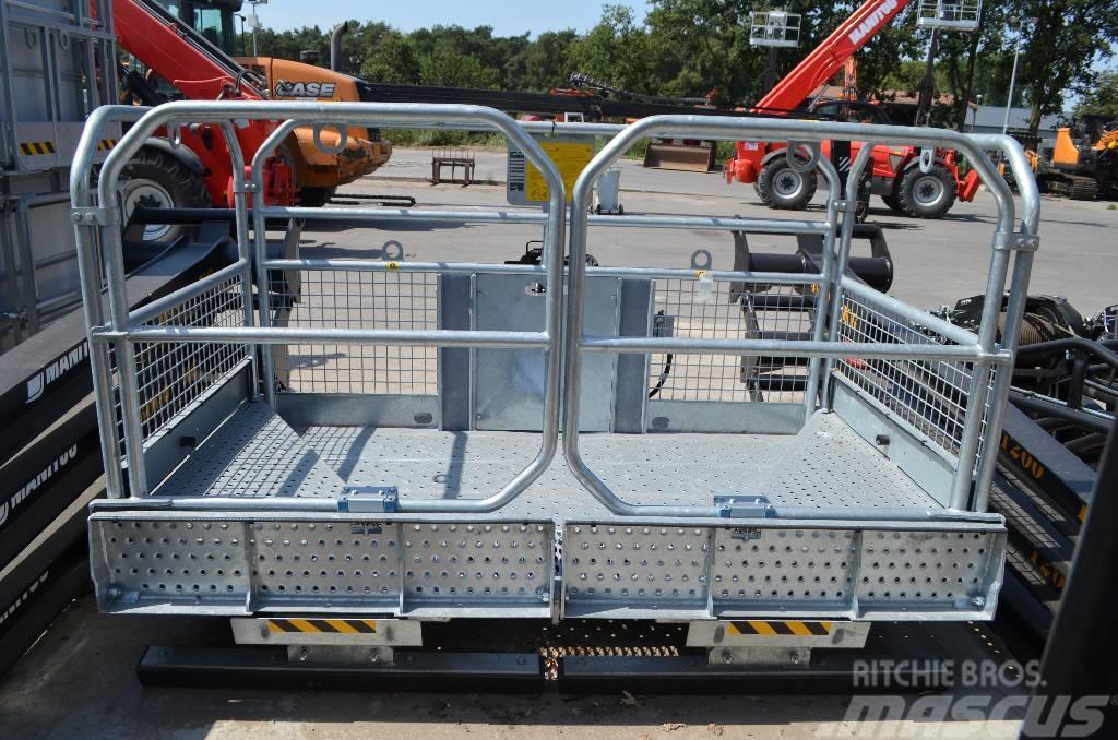 Manitou Roofer workingcage 365 kg