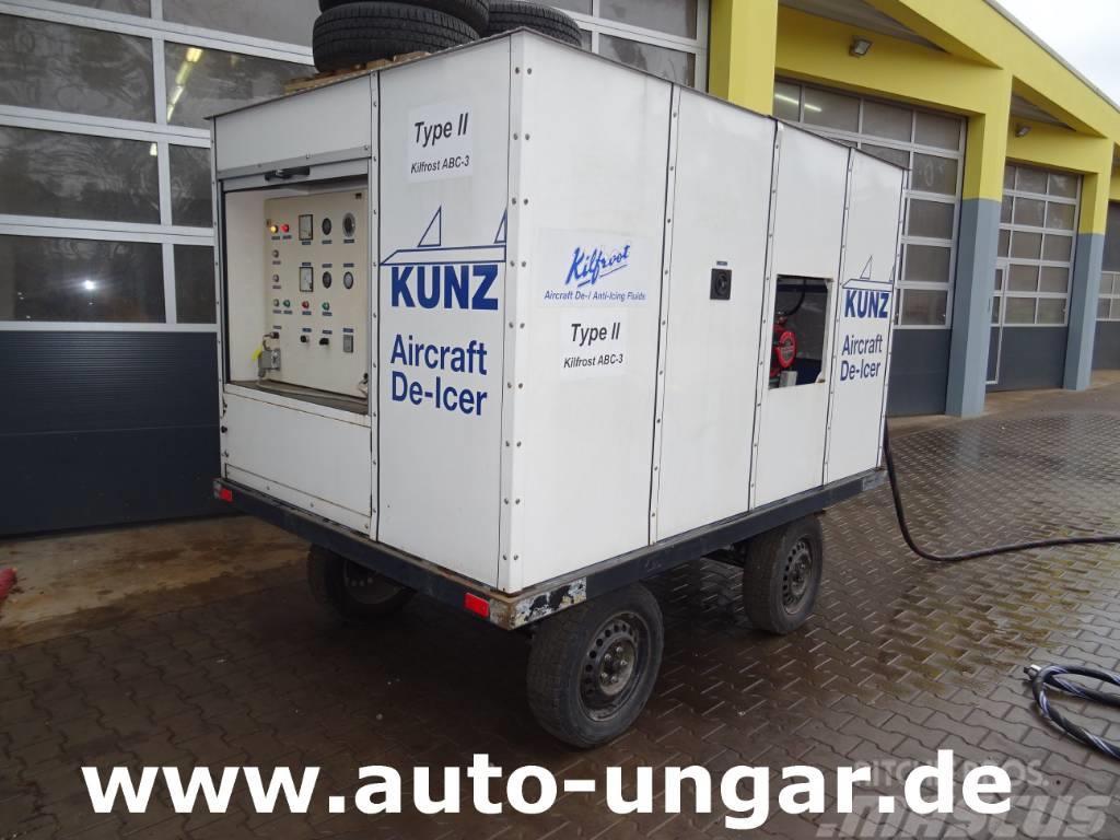 [Other] Deicer Kunz Kunz Aircraft De-Icer Anti-Icer 1200E