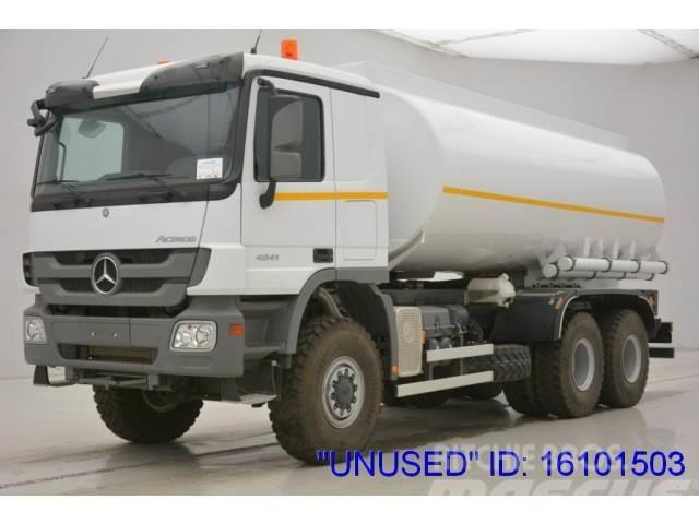 "Mercedes-Benz Actros 4041 - 6x6 ""Unused"""