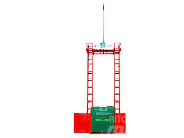 [Other] 九虹 SE160型门架式施工升降机