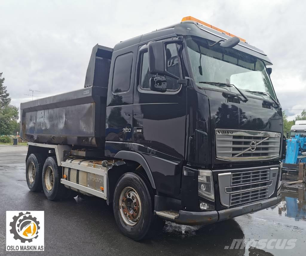 Volvo FH16 700, 6x4, EURO-5,
