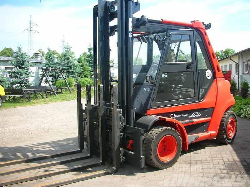 Linde H70D 03 353 Cargolifts