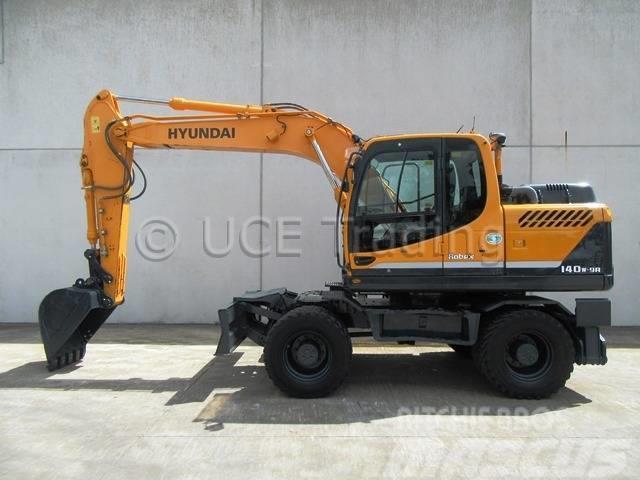 Hyundai R140W-9A