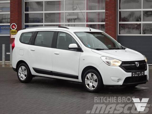 Dacia Lodgy 1.5DCI - Euro6