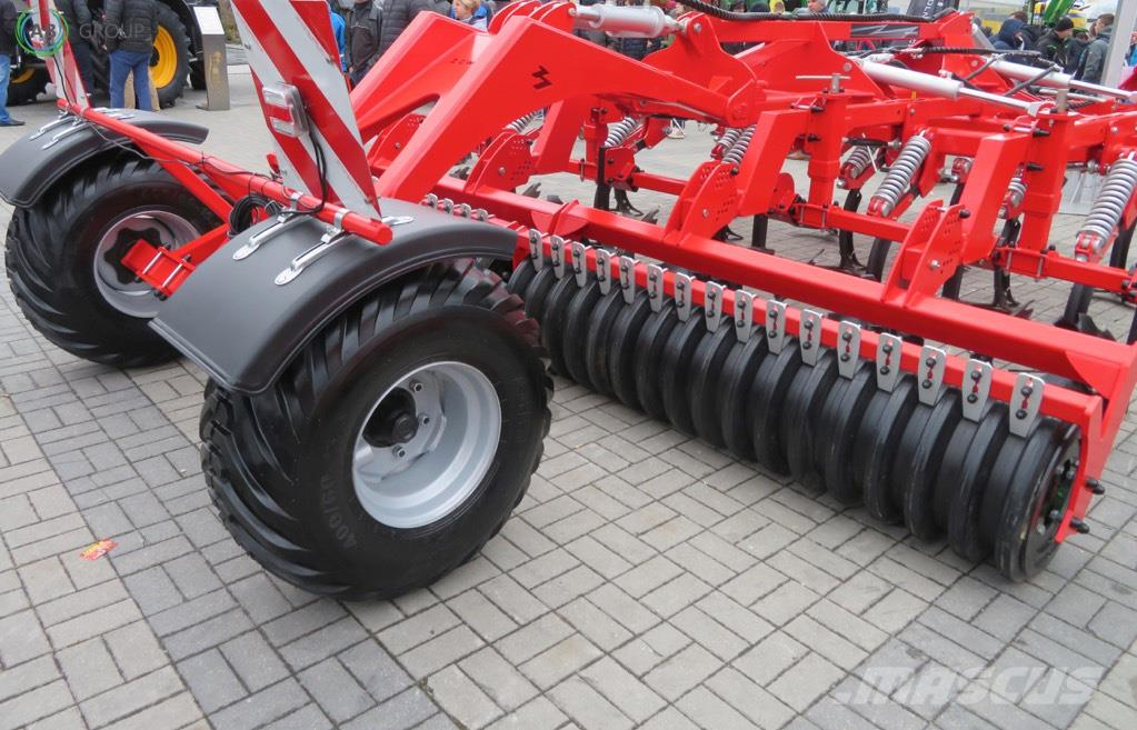 Awemak Cultivator 4,2 m/Cultivador/Coltivatore