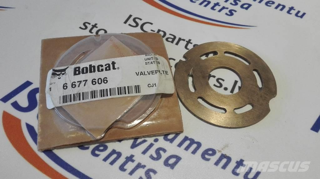 Bobcat 6667998, 6677606, valve plate