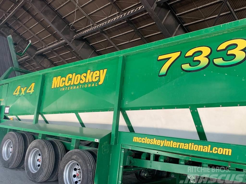 McCloskey Trommel  733REW 4x4