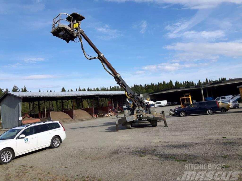 Volvo DR868 Mobile Platform