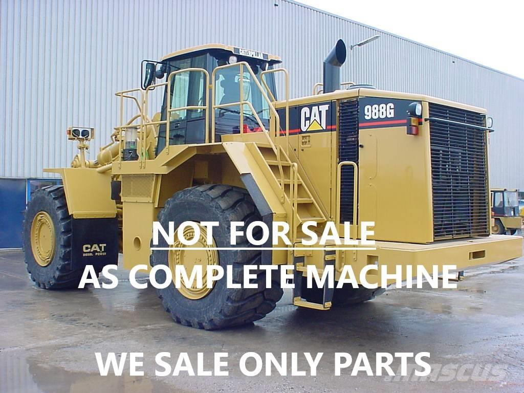 Caterpillar WHEEL LOADER 988G ONLY FOR PARTS