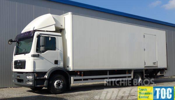 MAN TGM 15.290 4x2 Euro5 Kühlkoffer mit Hebebühne
