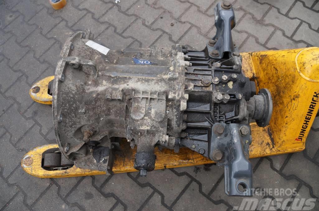 Mercedes-Benz Atego 1823 G85/6 gearbox