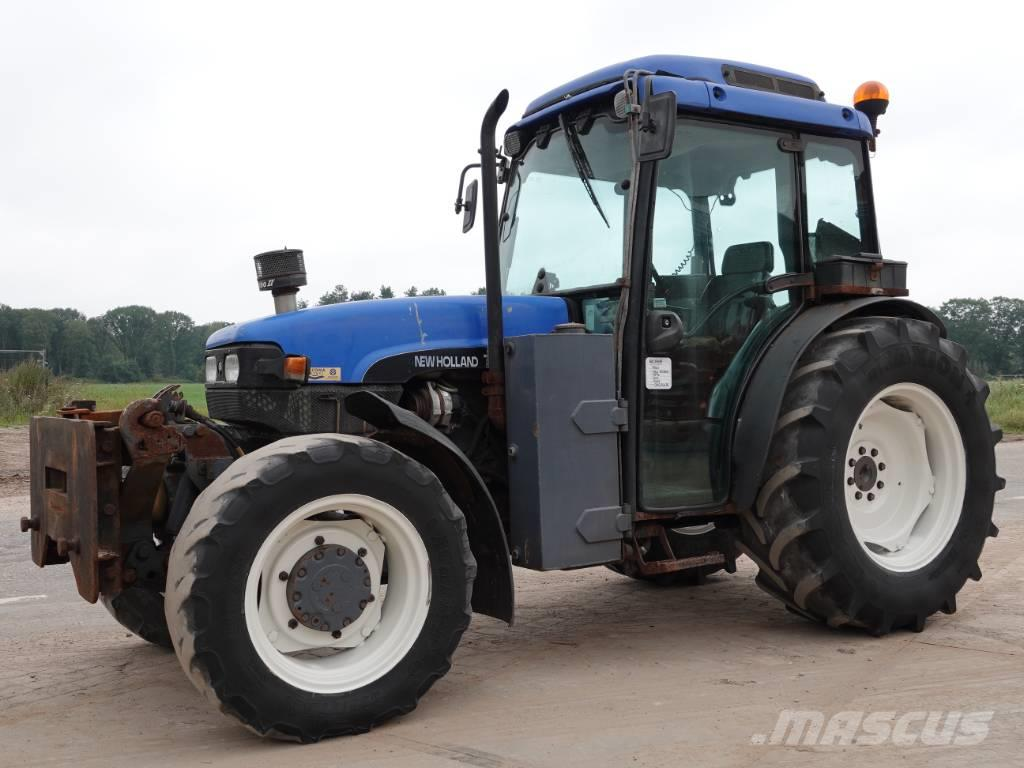 New Holland TN-F90 - Excellent Working Condition