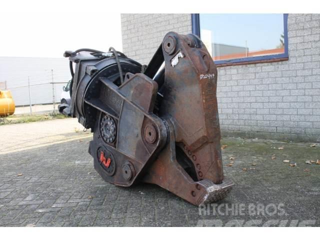 Verachtert Demolition shear VTS30 /MP15 S