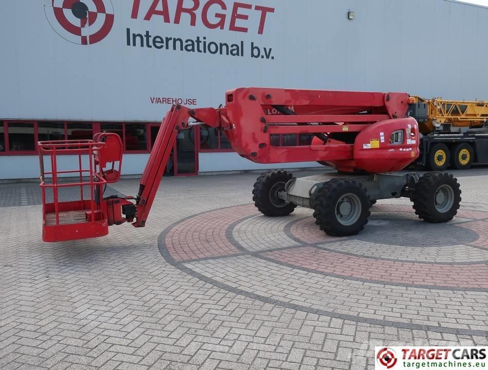 Manitou 160ATJ Articulated 4x4x4 Diesel Boom Lift 1625cm