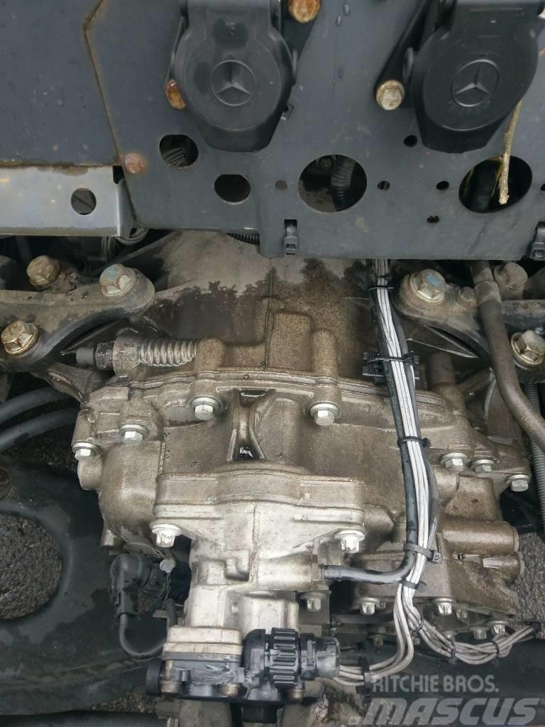 Mercedes-Benz Actros G211-12 gearbox