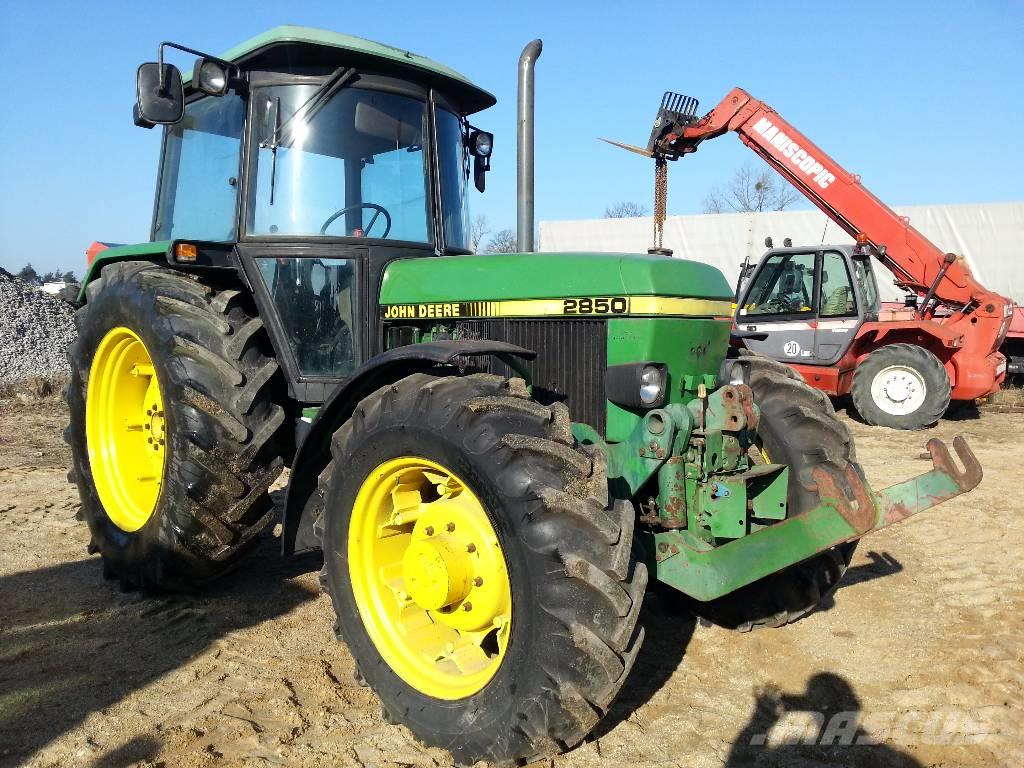 used john deere 2850 tractors year 1988 price 12 248 for sale mascus usa. Black Bedroom Furniture Sets. Home Design Ideas