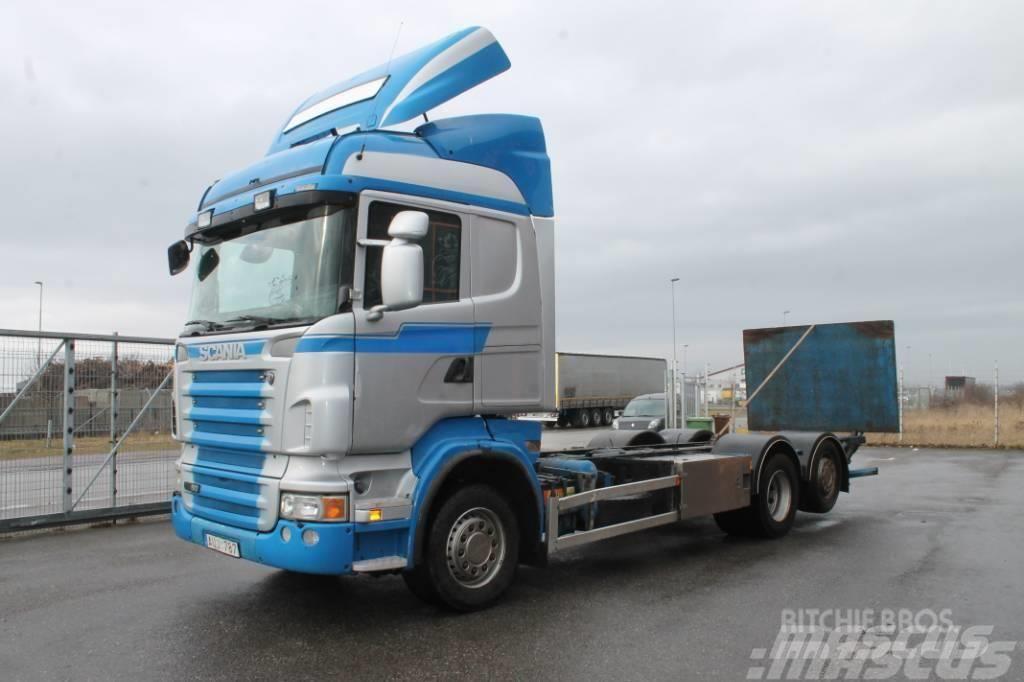 Scania R480LBX2*4MLB