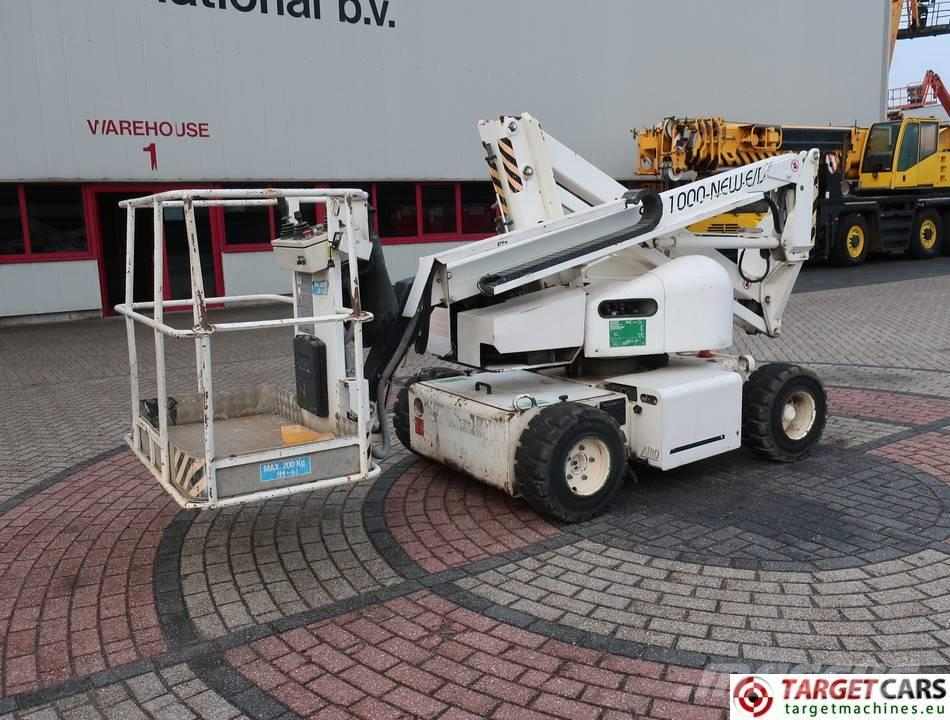 Airo SG1000NEW E-D BiFuel Articulated Boom Lift 1200cm