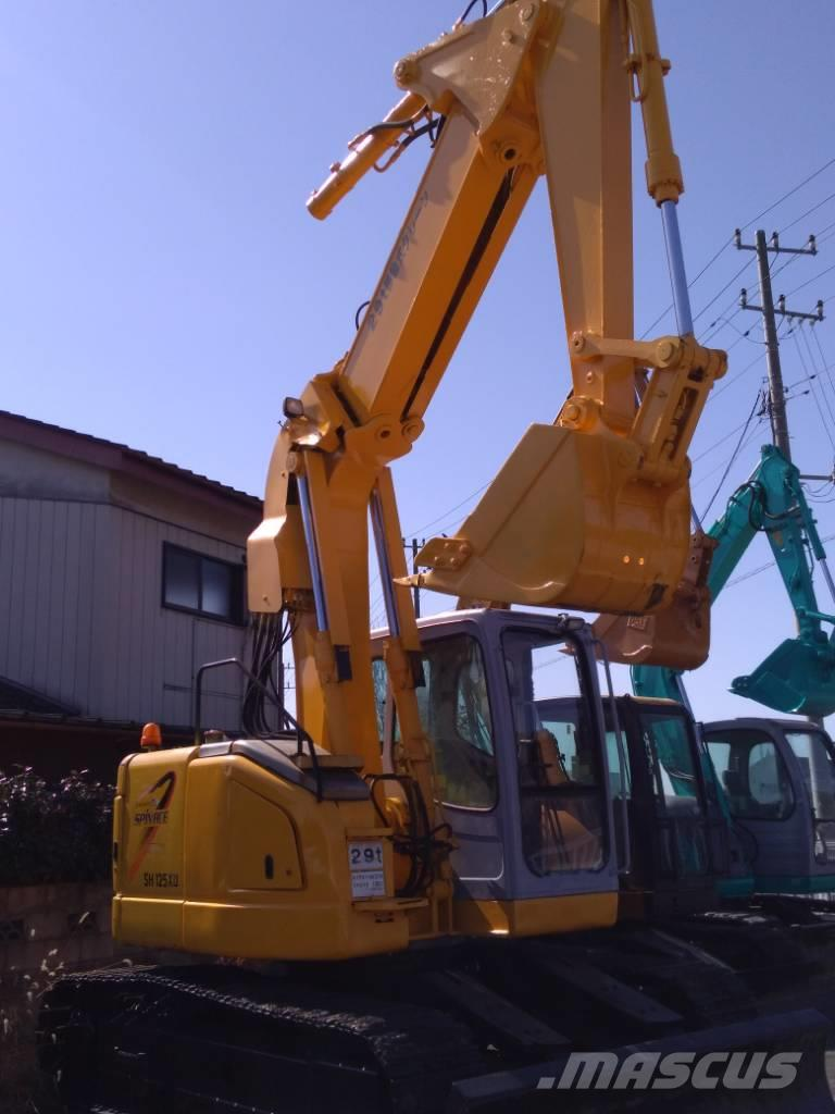 Sumitomo SH125X-3