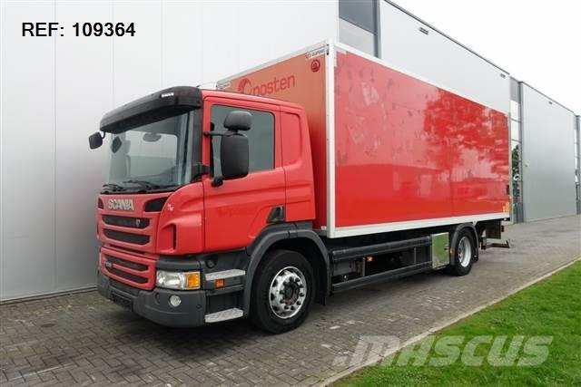 Scania P230 4X2 BOX EURO 5