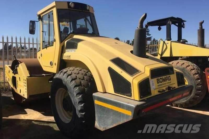 Bomag 2009 Bomag BW213 DH-4 Smooth Drum Roller