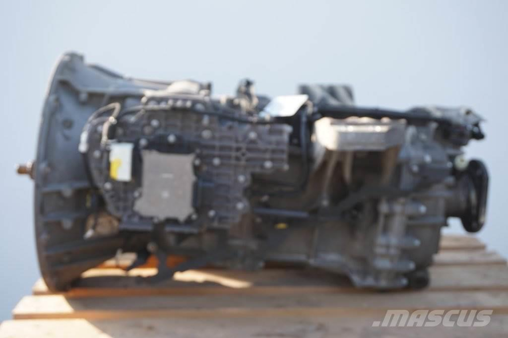 Mercedes-Benz G211-12KL MP4 OM470