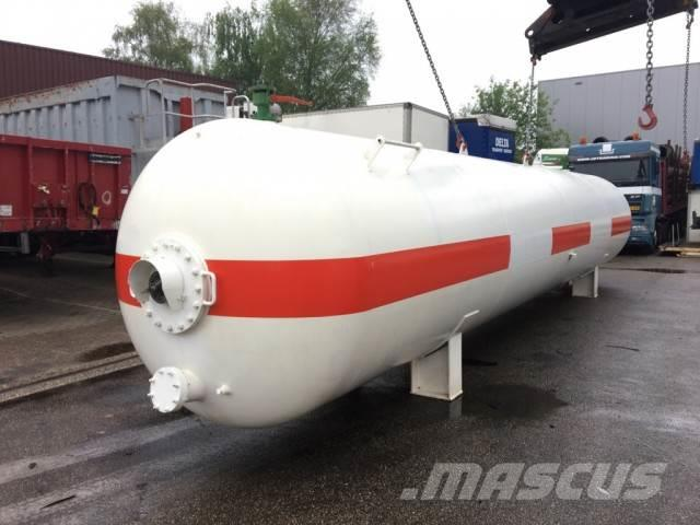 citergaz 30000 liter lpg gas tank propane preis baujahr 1980 spezialcontainer. Black Bedroom Furniture Sets. Home Design Ideas