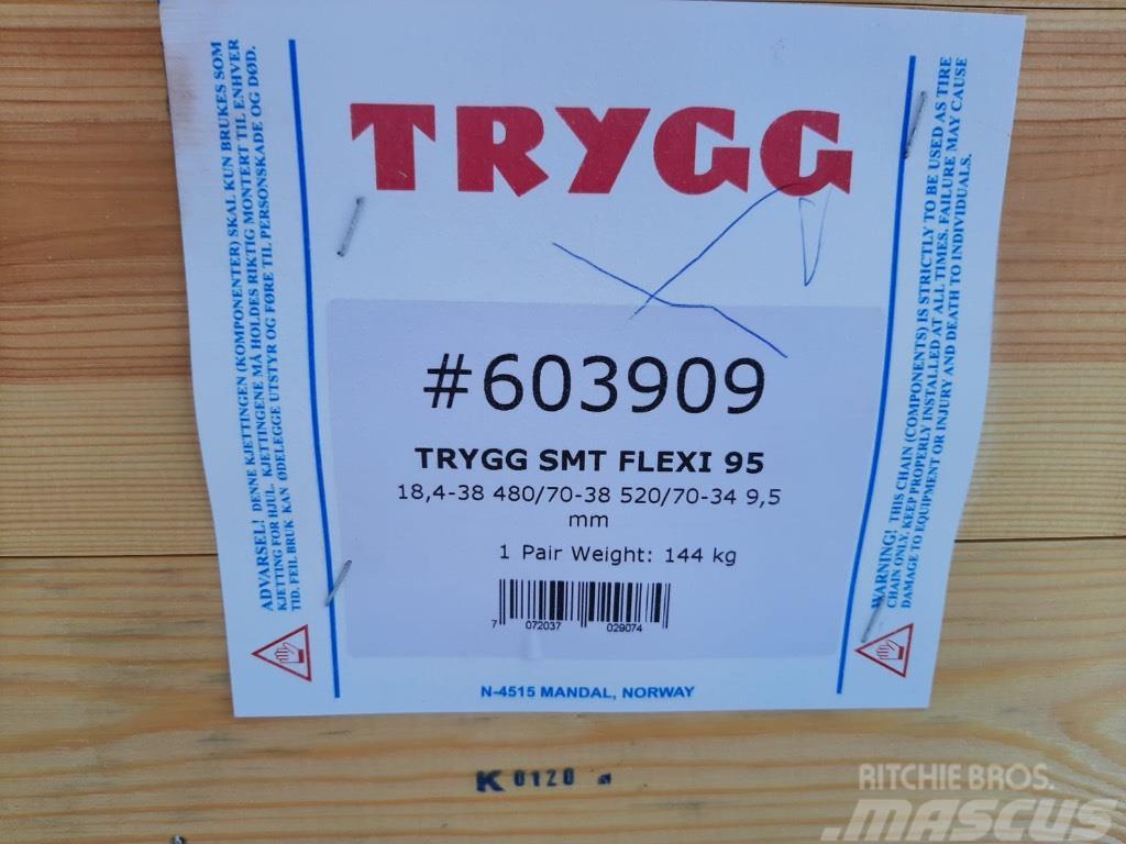 [Other] Trygg 9.5 mm jäänastaketjut 18.4-38