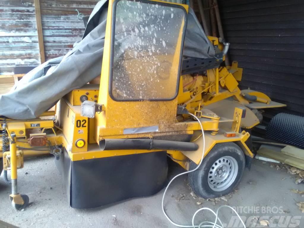 Vermeer 502 SC