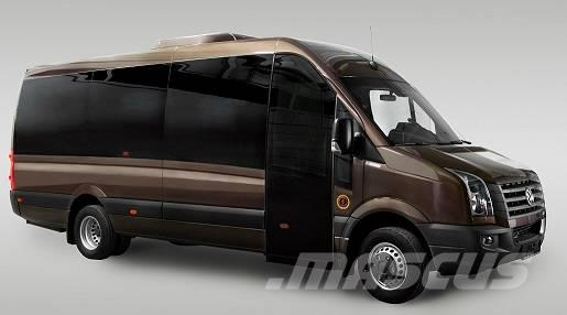 used volkswagen crafter mini bus year: 2017 price: $64,861 for