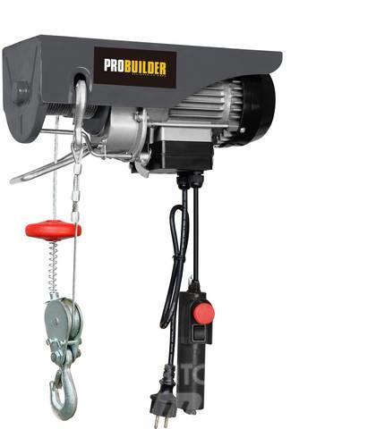 [Other] Probuilder sähkövinssi 100-200 kg (Q08)