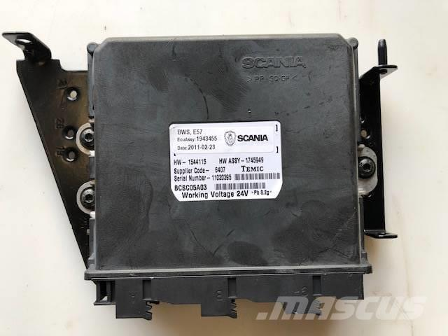 Scania ECU BWS 1943455 / 2307755