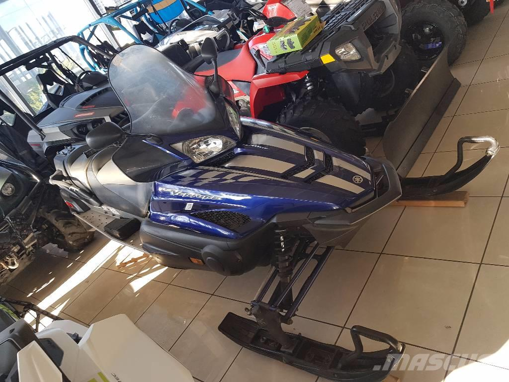 Yamaha Venture RS 120HP touring