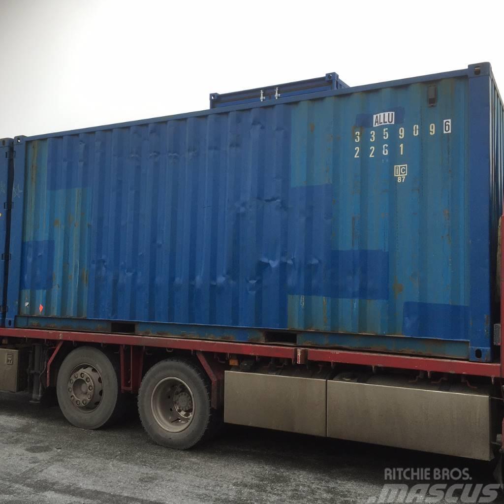 [Other] Sjöcontainer 20 fot Hyr / Köp 20 fot